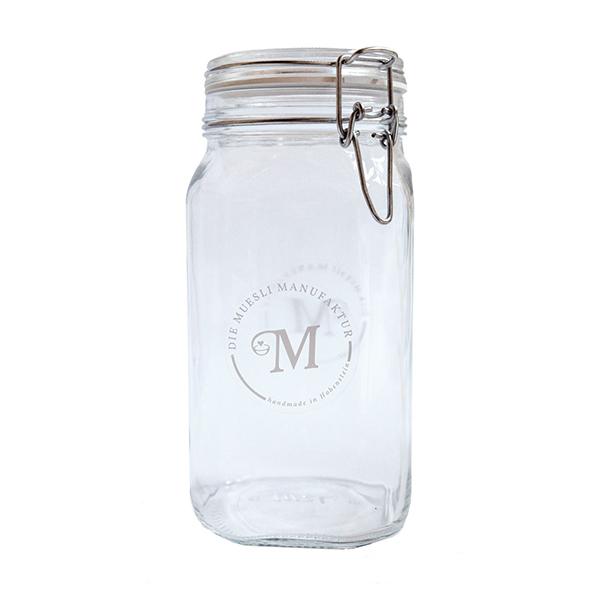 15L Glas für 750Gramm Muesli