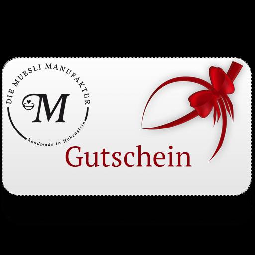 Gutschein-Muesli-Manufaktur