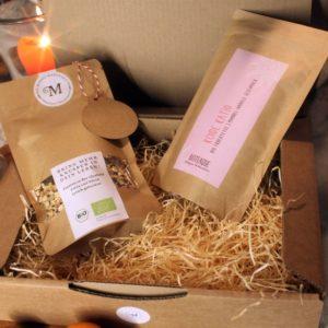 Geschenkpaket Koide Kathi Tee und 250g Muesli