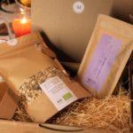 Geschenkpaket G'mütliche Zeit und 500g Muesli